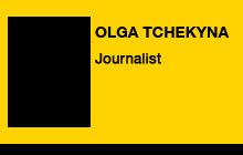 2012 Berlinale - Olga Tchekyna