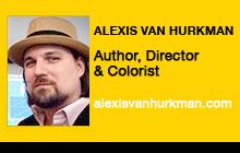 2011 NAB Show - Alexis Van Hurkman, Van Hurkman Productions