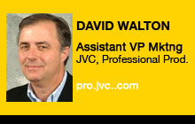2010 GV Expo - David Walton, JVC Professional Products