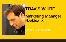 Travis White, NewBlue FX
