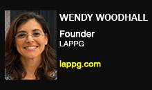 Wendy Woodhall, LAPPG