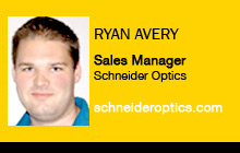 Ryan Avery, Schneider Optics