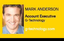 Mark Anderson, G-Technology
