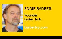 Eddie Barber, Barber Tech