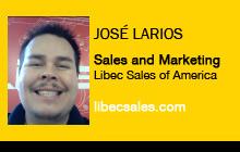 Jose Larios, Libec Sales of America