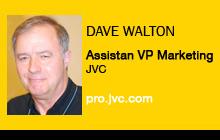 Dave Walton, JVC