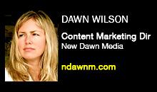 Dawn Wilson, New Dawn Media