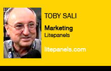 Toby Sali, LitePanels