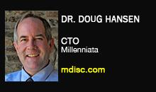 Dr. Doug Hansen, Millenniata