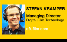 2011 NAB Show - Stefan Kramper, Digital Film Technology