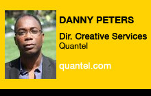 2011 GV Expo - Danny Peters, Quantel