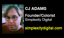 Digital Production Buzz - CJ Adams, Simplexity Digital
