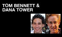 Digital Production Buzz - Tom Bennett & Dana Tower
