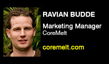 Digital Production Buzz - Ravian Budde, CoreMelt