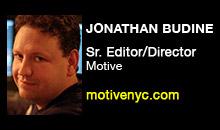 Digital Production Buzz - Jonathan Budine, Motive