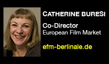 Digital Production Buzz - Catherine Buresi, European Film Market