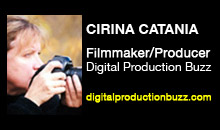 Cirina Catania, Digital Production Buzz