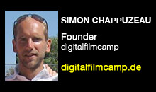 Digital Production Buzz - Simon Chappuzeau, digitalfilmcamp