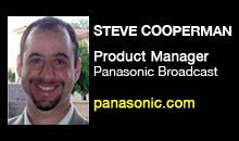 Digital Production Buzz - Steve Cooperman, Panasonic Broadcast & Television Systems