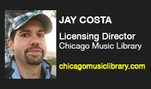 Digital Production Buzz - Jay Costa, Chicago Music Library
