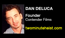 Digital Production Buzz - Dan Deluca, Contender Films