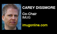 Digital Production Buzz - Carey Dissmore, IMUG
