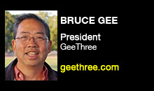 Digital Production Buzz - Bruce Gee, GeeThree