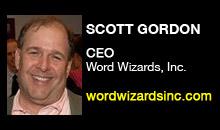 Digital Production Buzz - Scott Gordon, Word Wizards, Inc.