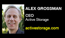 Digital Production Buzz - Alex Grossman, Active Storage