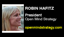 Digital Production Buzz - Robin Hafitz, Open Mind Strategy