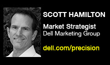 Digital Production Buzz - Scott Hamilton, Dell Precision Product Marketing Group