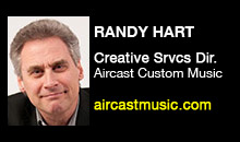 Digital Production Buzz - Randy Hart, Aircast Custom Music