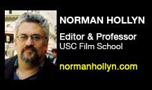 Digital Production Buzz - Norman Hollyn, USC Film School