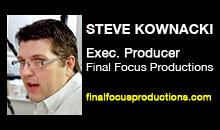 Digital Production Buzz - Steve Kownacki, Final Focus Productions