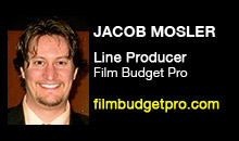 Digital Production Buzz - Jacob Mosler, Film Budget Pro
