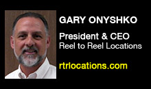 Digital Production Buzz - Gary Onyshko, Reel to Reel Locations