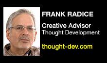 Digital Production Buzz - Frank Radice, Thought Development