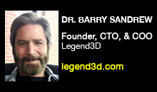 Digital Production Buzz - Barry Sandrew, Legend3D