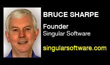 Digital Production Buzz - Bruce Sharpe, Singular Software