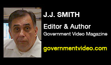 Digital Production Buzz - J.J. Smith, Government Video Magazine