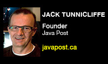 Digital Production Buzz - Jack Tunnicliffe, Java Post