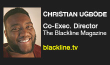 Digital Production Buzz - Christian Ugbode, The Blackline Magazine