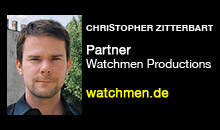 Digital Production Buzz - Christopher Zitterbart, Watchmen Productions