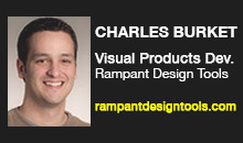Digital Production Buzz - Charles Burket, Rampant Design Tools