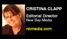 Digital Production Buzz - Cristina Clapp, New Bay Media