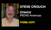 Digital Production Buzz - Steve Crouch, IRIDAS Americas