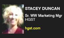 Digital Production Buzz - Stacey Duncan, HGST
