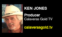 Digital Production Buzz - Ken Jones, Calaveras Gold TV