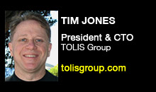 Digital Production Buzz - Tim Jones, TOLIS Group