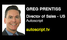 Digital Production Buzz - Greg Prentiss, Autoscript